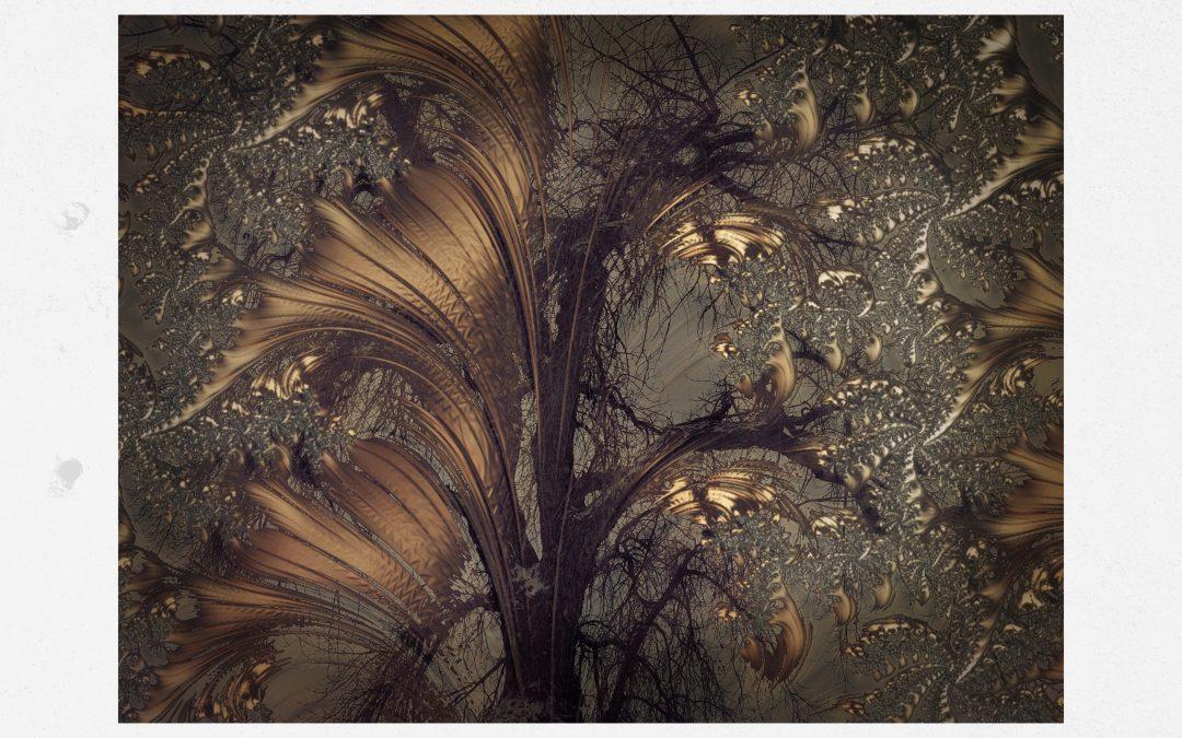 Kate Zari Roberts ~ Tree|Fractal