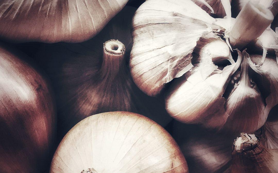 Ling Orr ~ Onions & Garlic