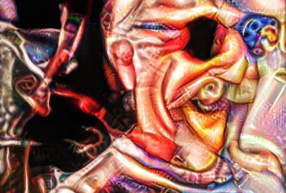 T. Wendell Peek ~ Nonetitled #11