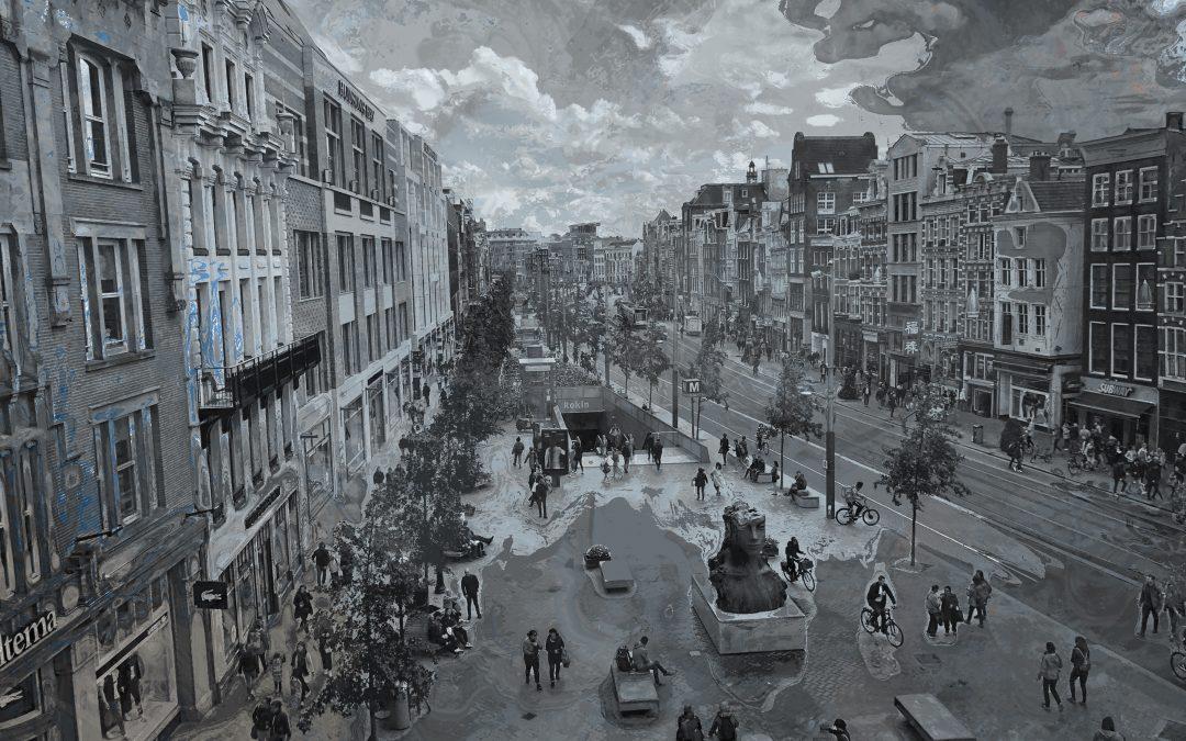 Nico Brons ~ Amsterdam