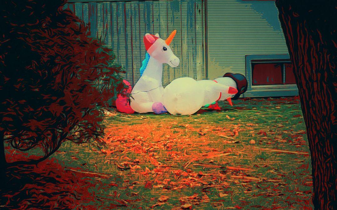 Aldo Pacheco ~ Unicorn fantasy or Frosty's existential interstellar lapse?