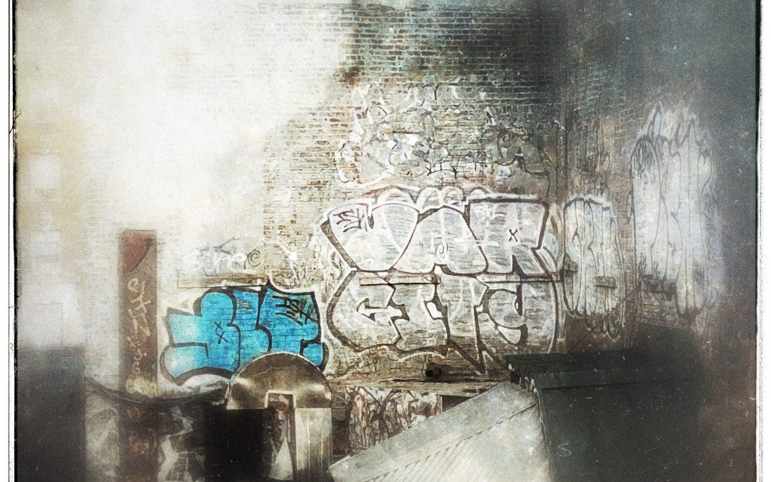 Adam Mead ~ Some urban pasture