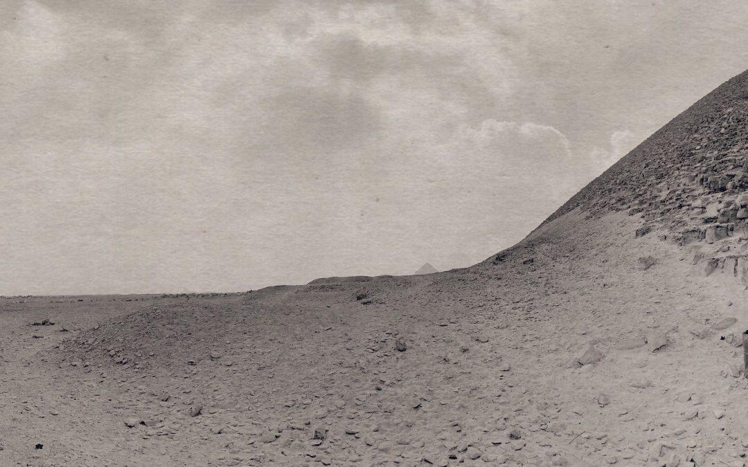 Damian De Souza ~ The Bent Pyramid at Dahshur