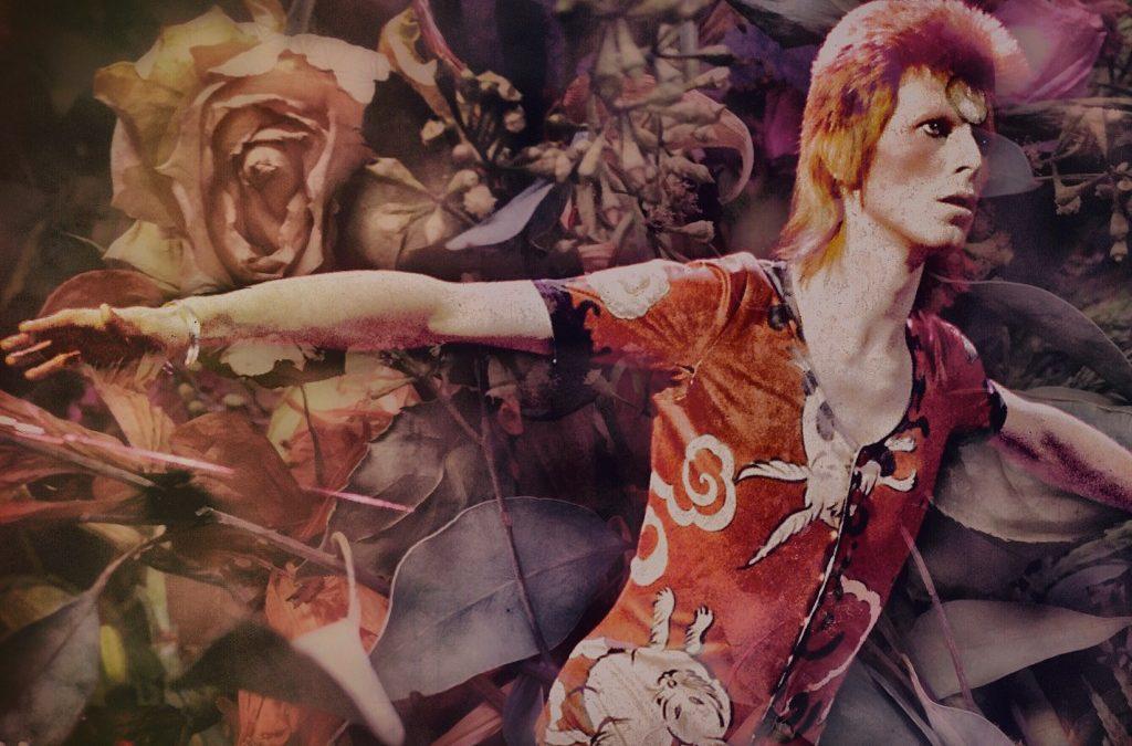 Kirsten Fenton ~ Flowers For David Bowie