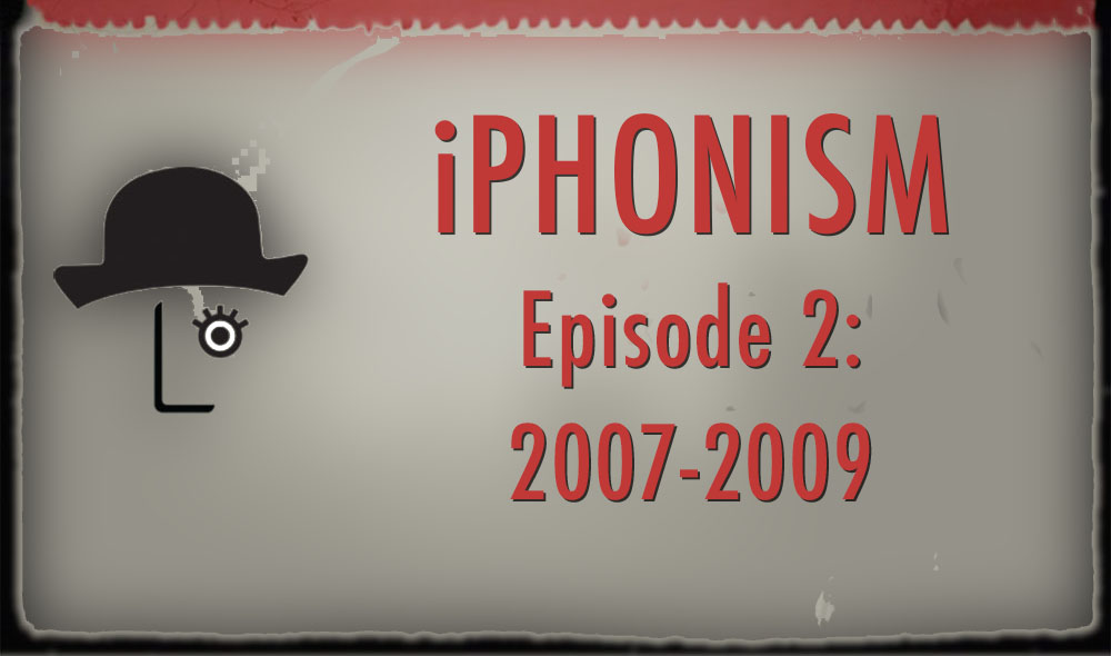 {video} iPhone Photography and Art, the History of: Episode 2, The Very Beginning, 2007-2009