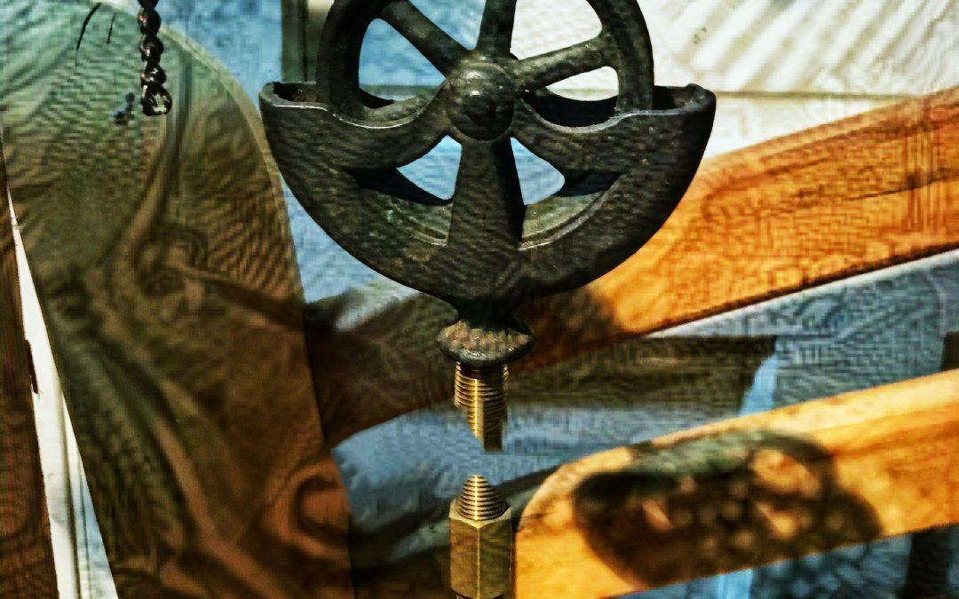 T. Wendell Peek ~ The Wheel