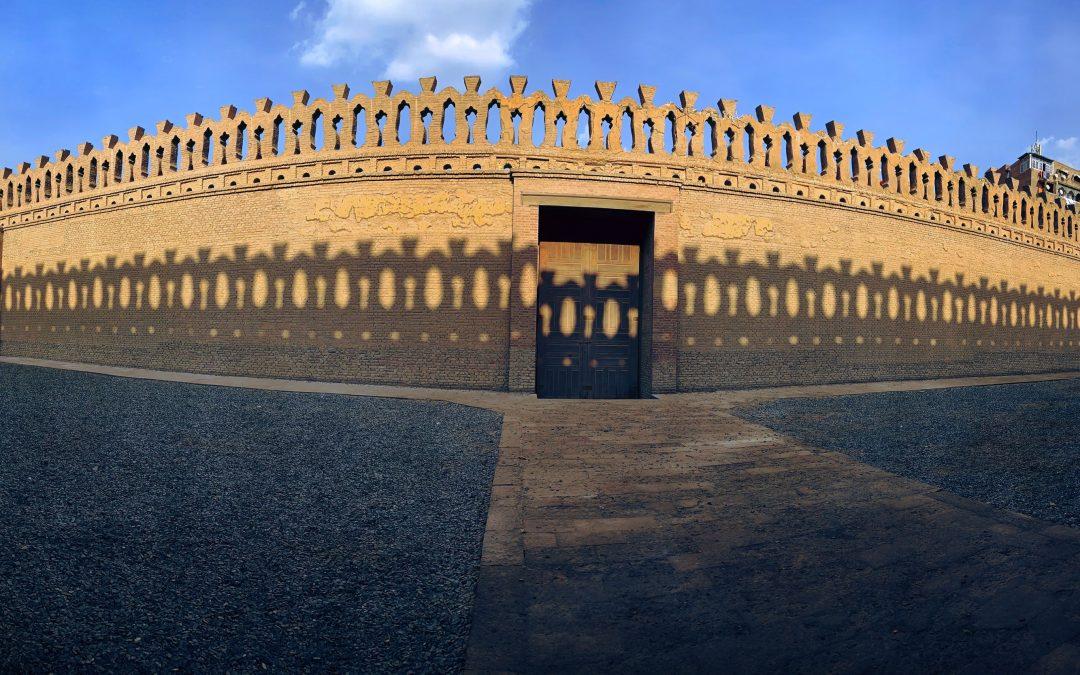 Damian De Souza ~ Mosque of Ibn Tulun. Cairo.