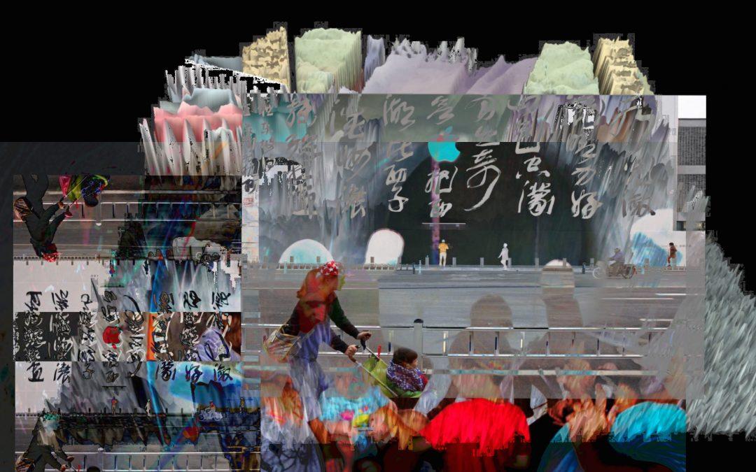 David Scott Leibowitz ~ Chinatown Mixup, NYC