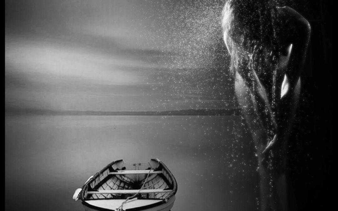 {sunday} Lydia Davison Whitcomb ~ Dock