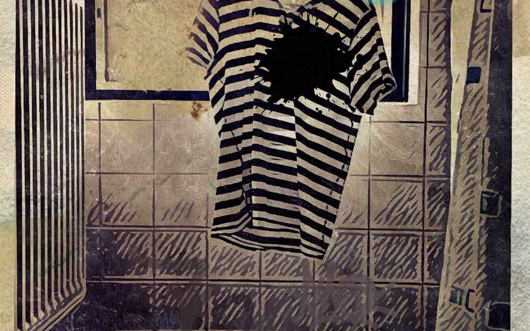 Jan Uiterwijk ~ And disappeared through the bathroom window