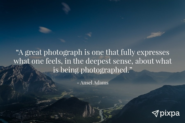 Best 100 Famous Photography Quotes For Your Inspiration