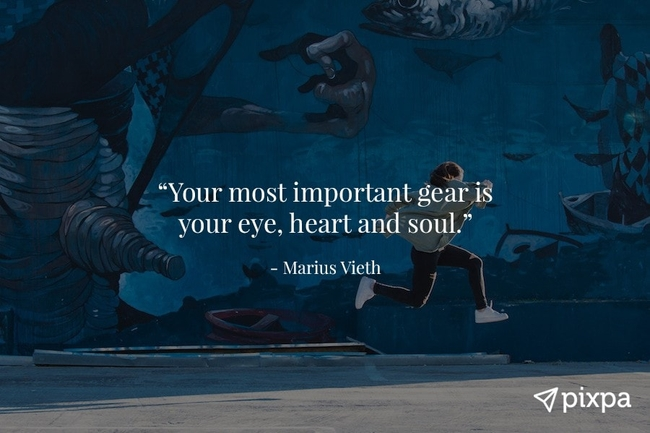 inspirational photography quotes by famous photographers