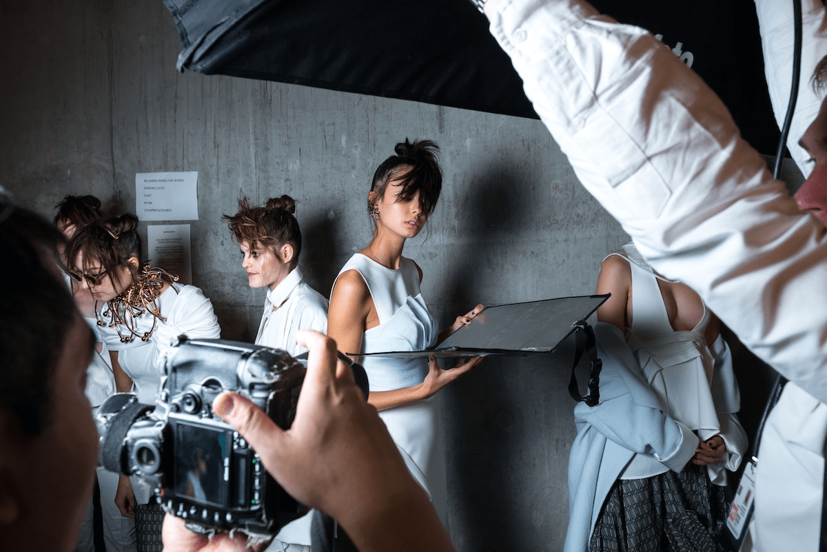 Ideal Actor Portfolio Or How to Organize Photography Properly