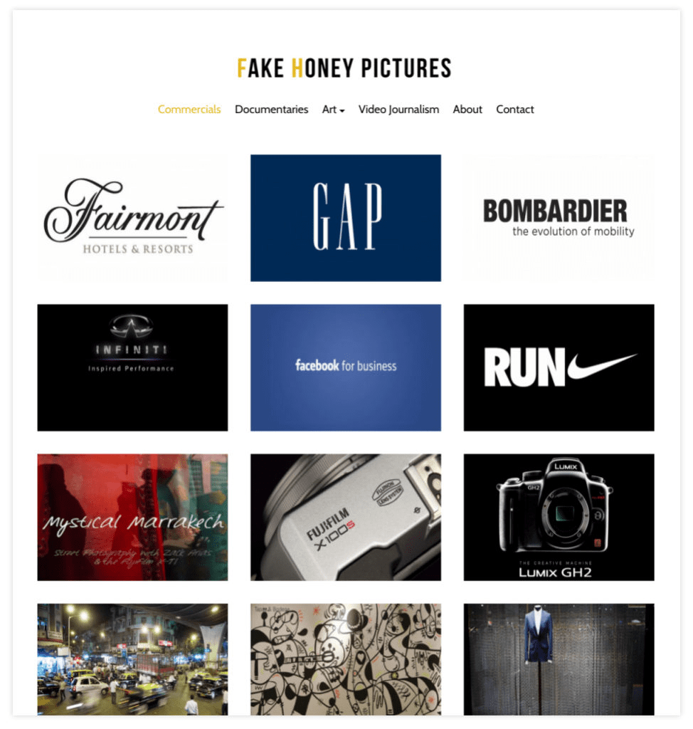 24 Outstanding Design Portfolio Websites to Inspire You