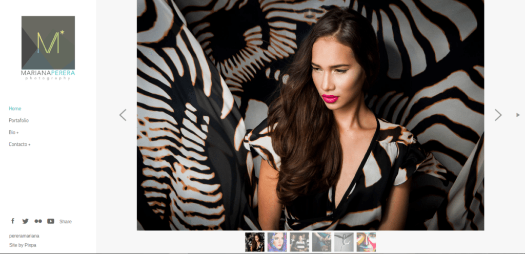 15 Stunning Fashion Portfolio Websites For Inspiration