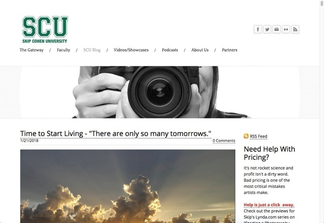 32 Photography Blogs You Must Follow as a Photographer