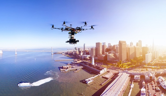 Aerial Photography using Drones - Ultimate Guide for