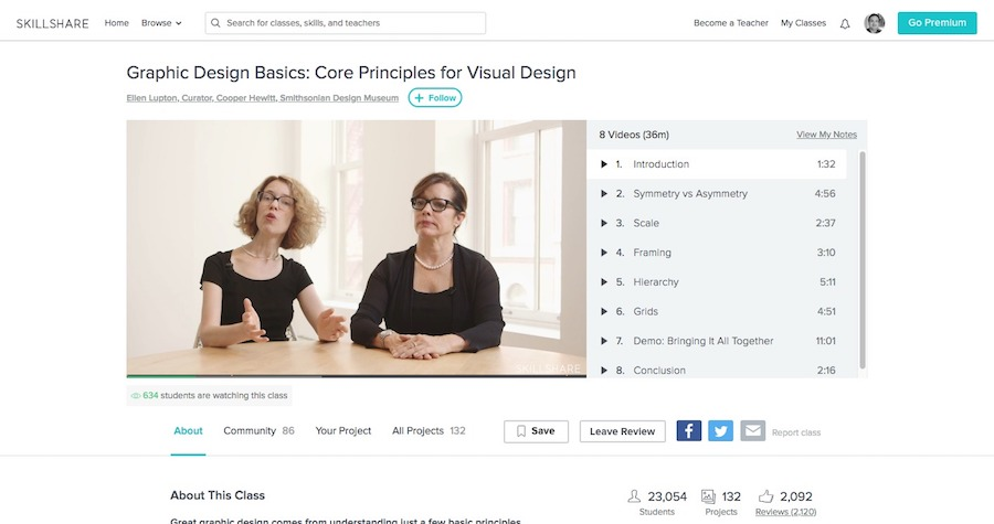 Top 26 Sites For Free Online Graphic Design Courses