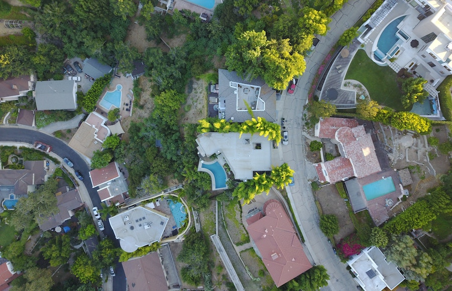 Aerial Photography using Drones - Ultimate Guide for Photographers
