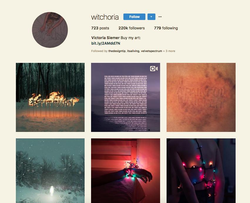 Victoria Siemer Instagram