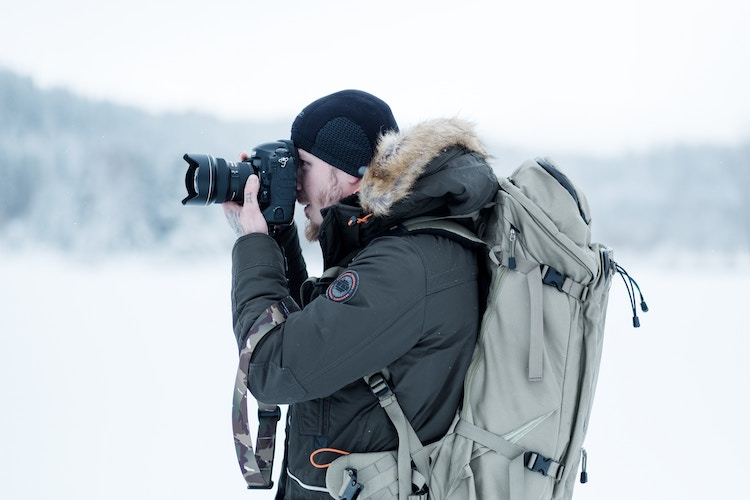 Types of photographer insurance