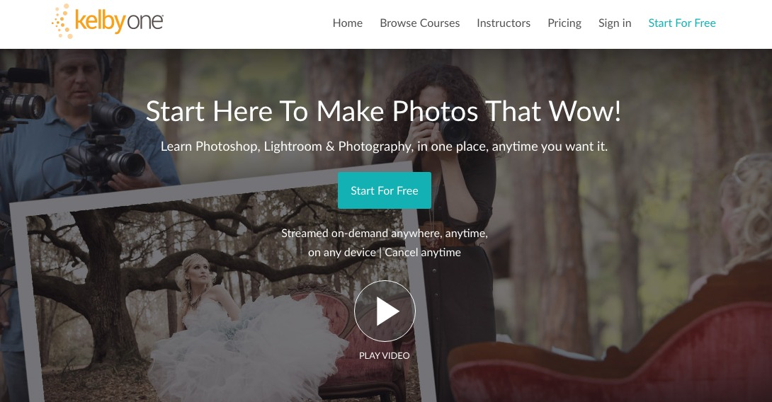 30 Top Online Photography Classes For Beginners