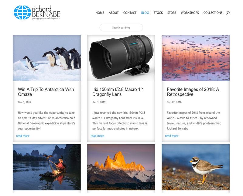best blog platform for photographers