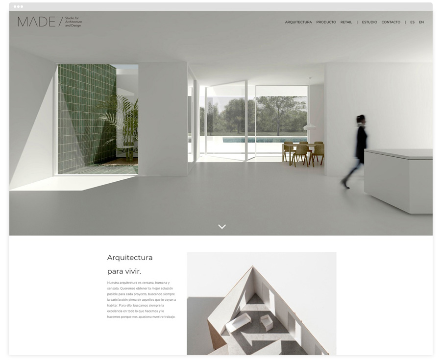 12 Stunning Architect Portfolio Websites You Need To See