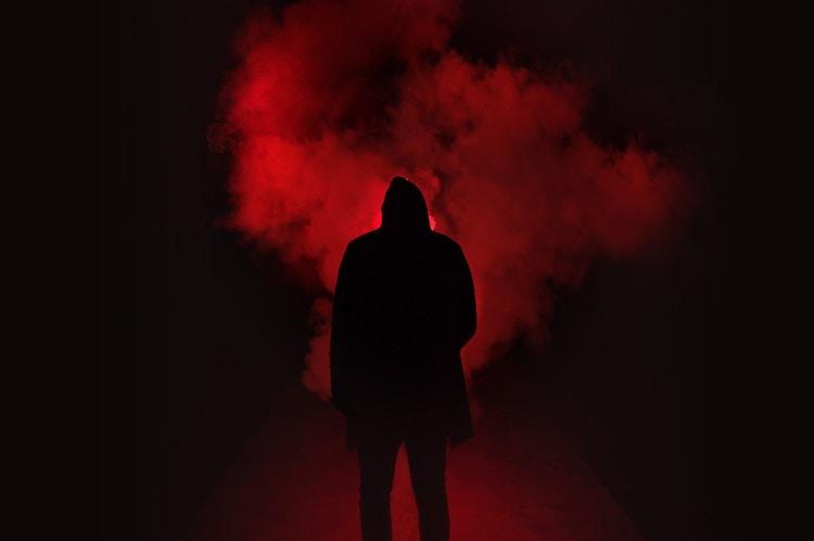 Smoke Bomb Photography Silhouette - Pixpa