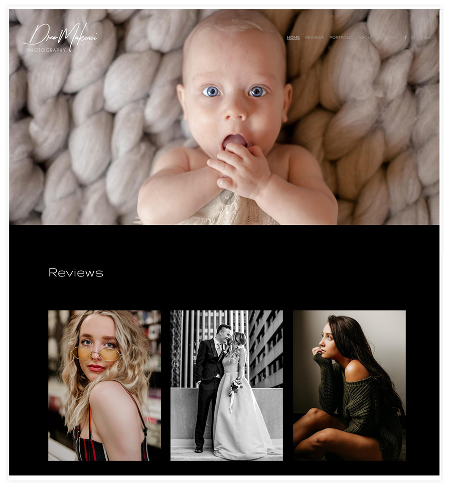 14 Perfect Newborn and Family Photography Portfolios For