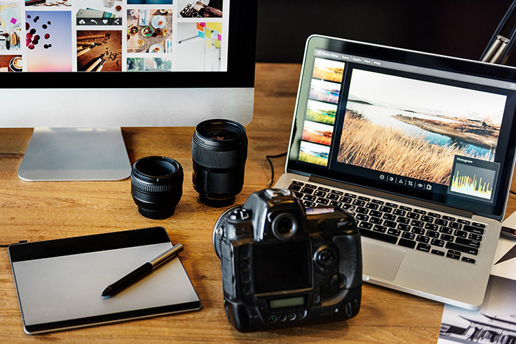 Automating photography workflows