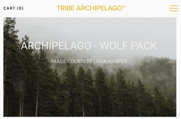 Wolfpack outdoor photography presets