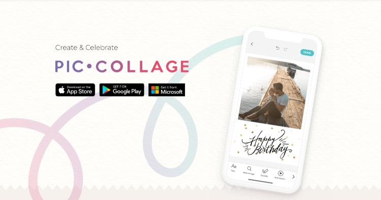 PicCollage App