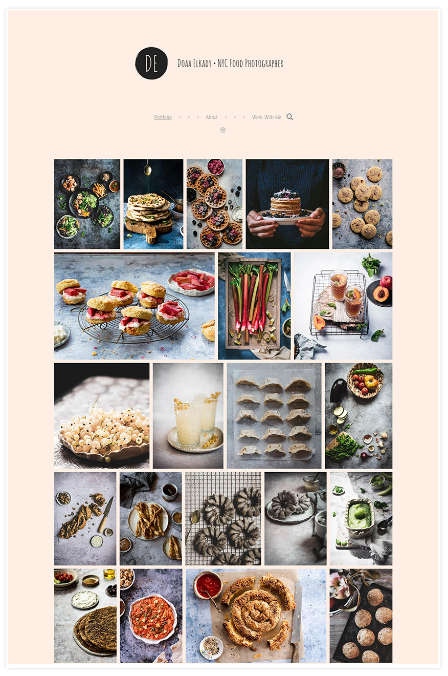 8 Food Photography Portfolios That Are A Feast For The Eyes