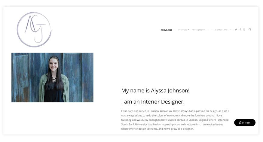24 Outstanding Design Portfolio Websites To Inspire You