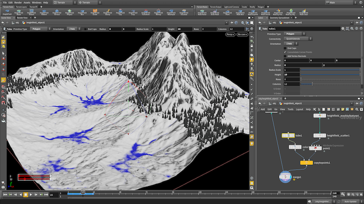 Houdini   3D Procedural Software for Film  TV   Gamedev   SideFX