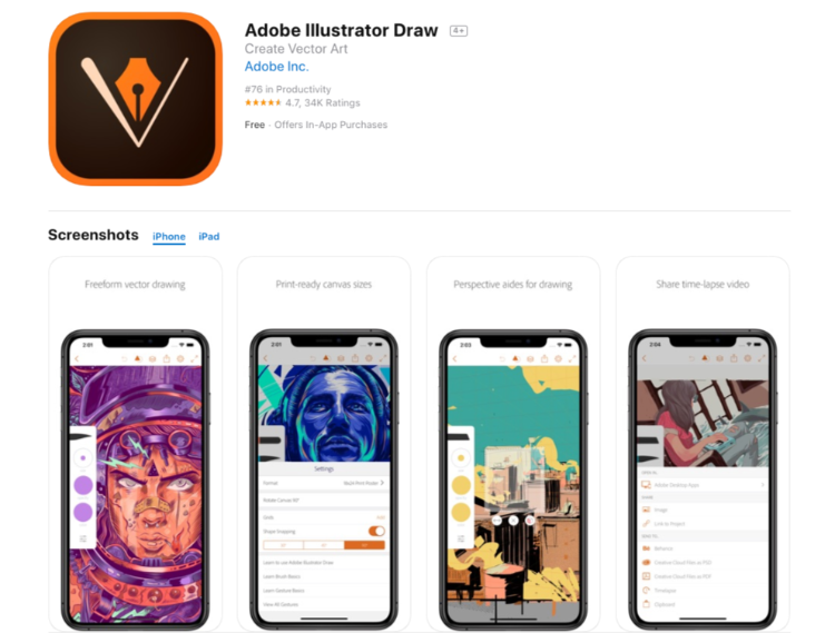 40 Best Drawing Apps And Art Apps For 2021