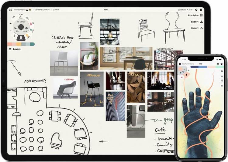 Concepts - Best drawing app
