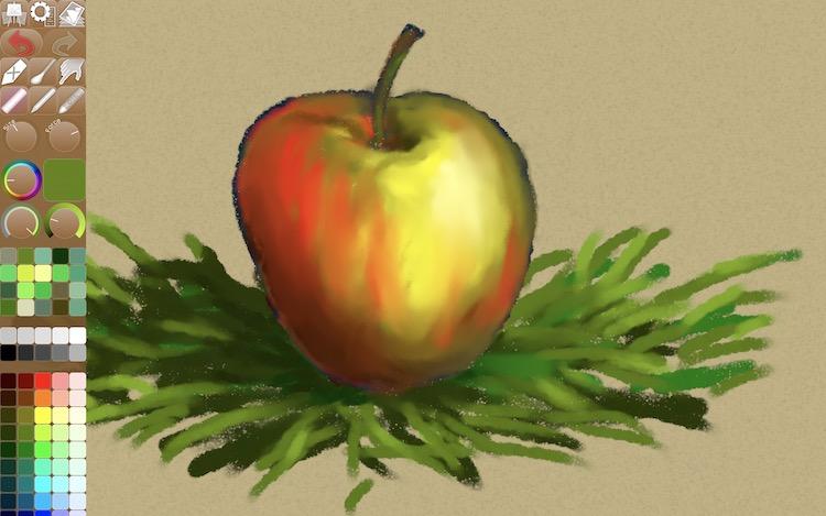iPastels - Art Drawing App