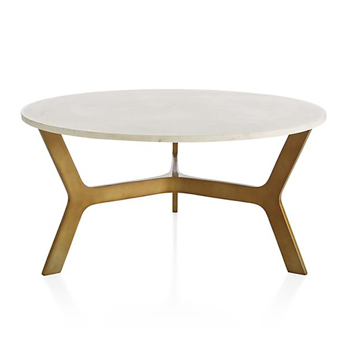 de2531f8e56b Why Round Coffee Tables Always Work (and 15 Great Ones to Consider ...