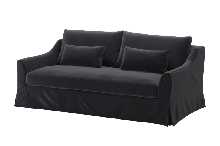 Tremendous The Best Velvet Sofas At Every Price Point Apartment Therapy Short Links Chair Design For Home Short Linksinfo