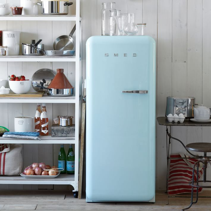 Top 10 Candy Colored Refrigerators For The Coolest Looking