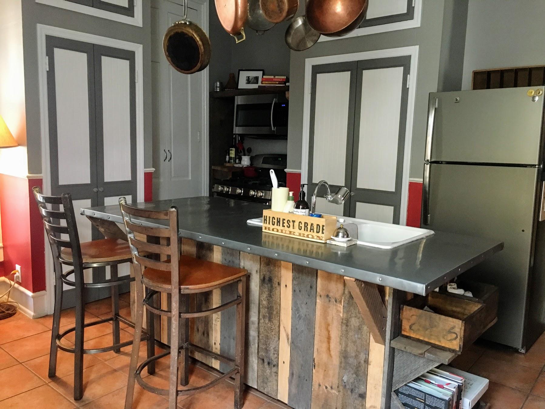 Countertop Refinishing - Cheap Countertop Ideas | Apartment Therapy
