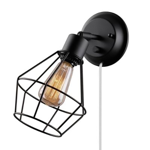 The Best Plug-in Sconces (No Electrician Needed ... on Sconces No Electric Plug id=54417