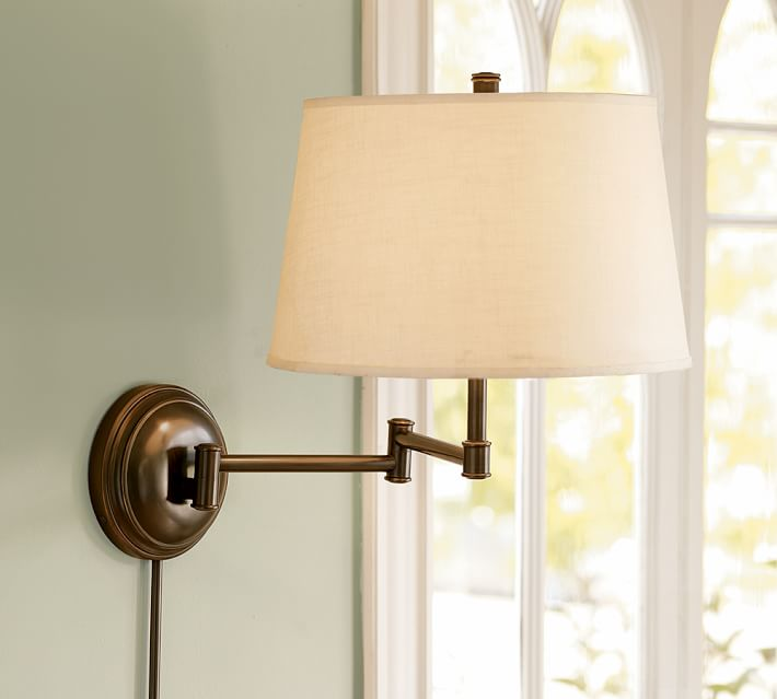 The Best Swing Arm Wall Sconces Under 200 Apartment Therapy