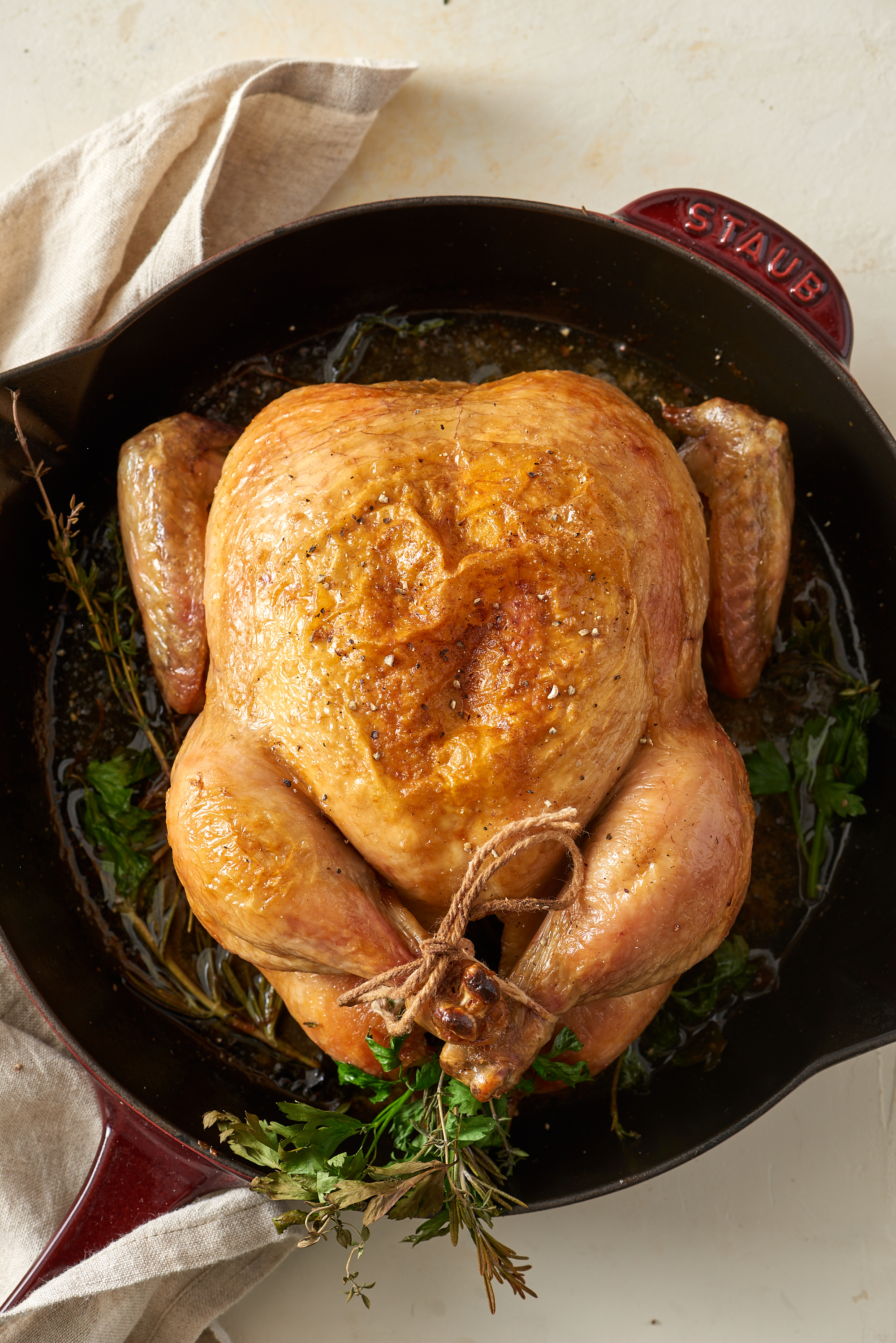 How To Roast A Chicken