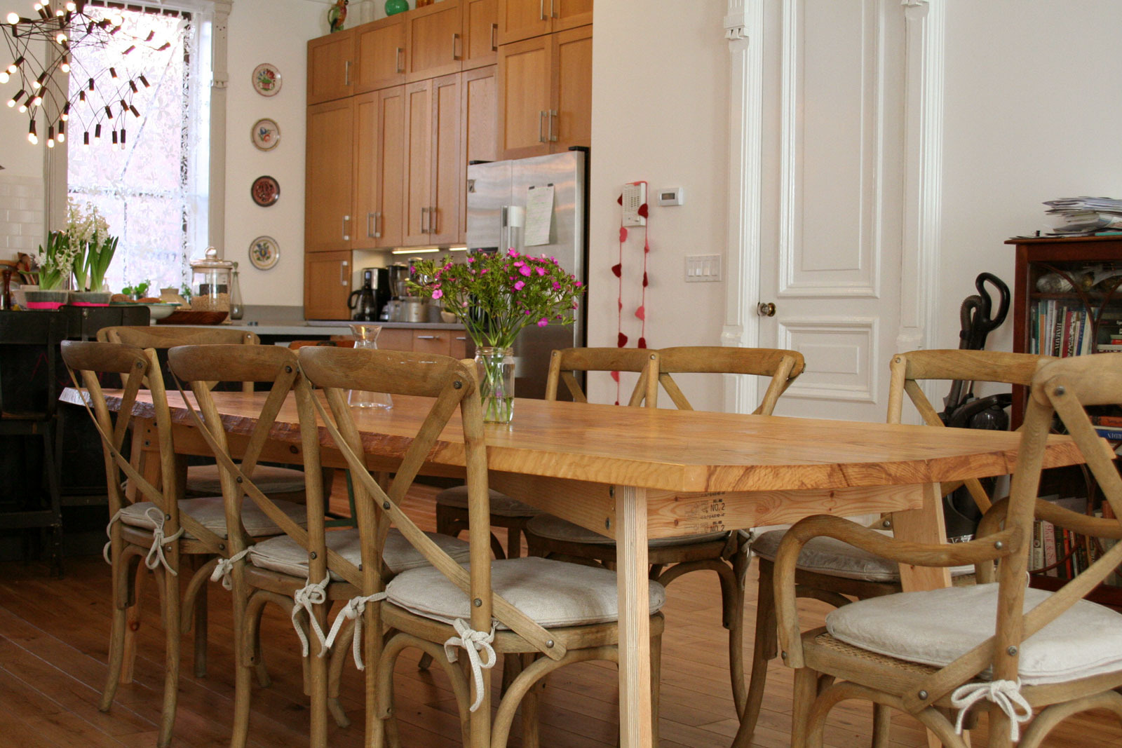 Sophie and Michael's Beautiful 'Discontinued' Oak Kitchen