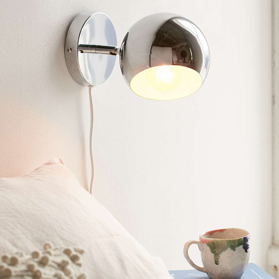 The Best Plug In Sconces No Electrician Needed