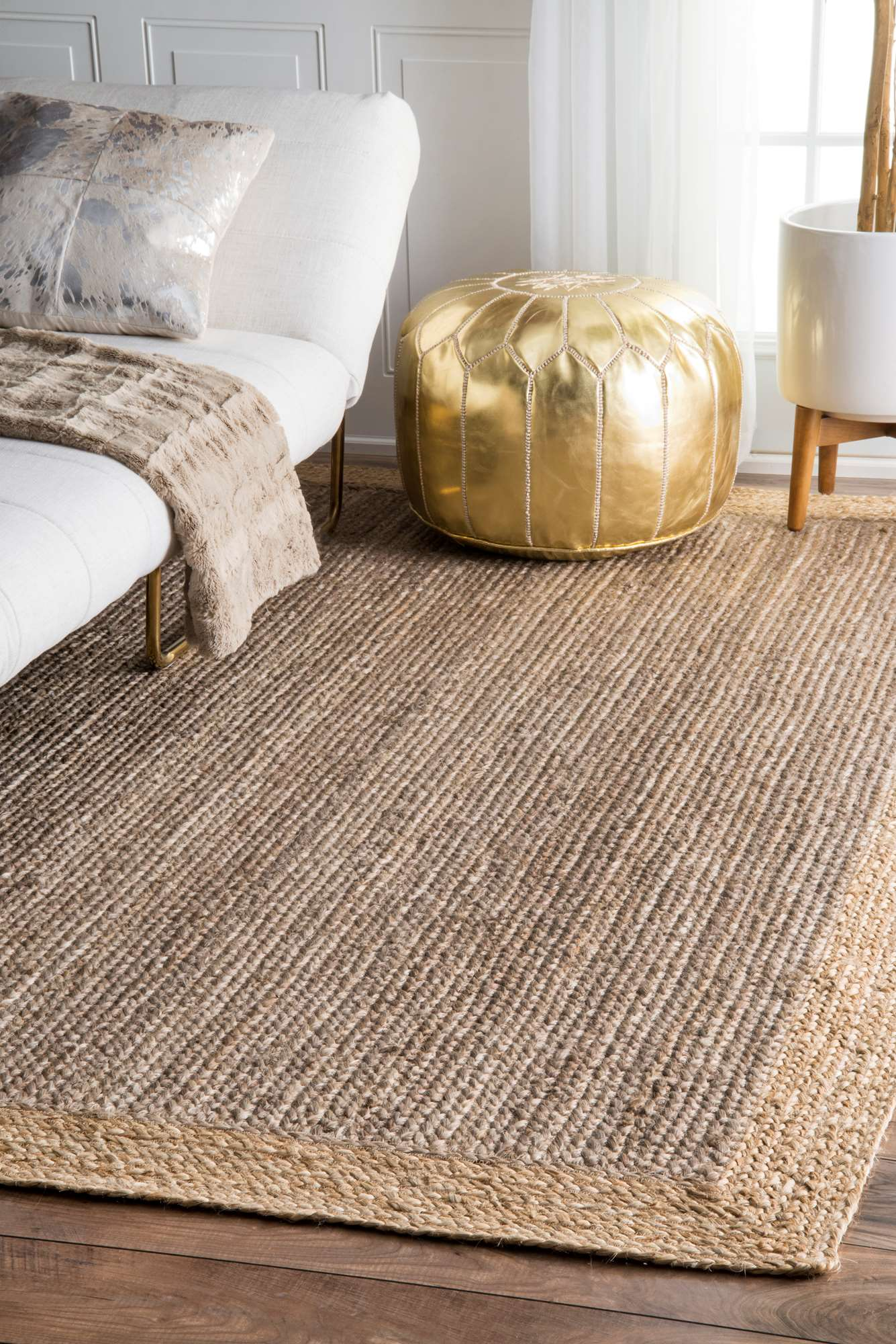 10 Natural Fiber 8x10 Jute Seagrass Rugs Under 300 Apartment Therapy