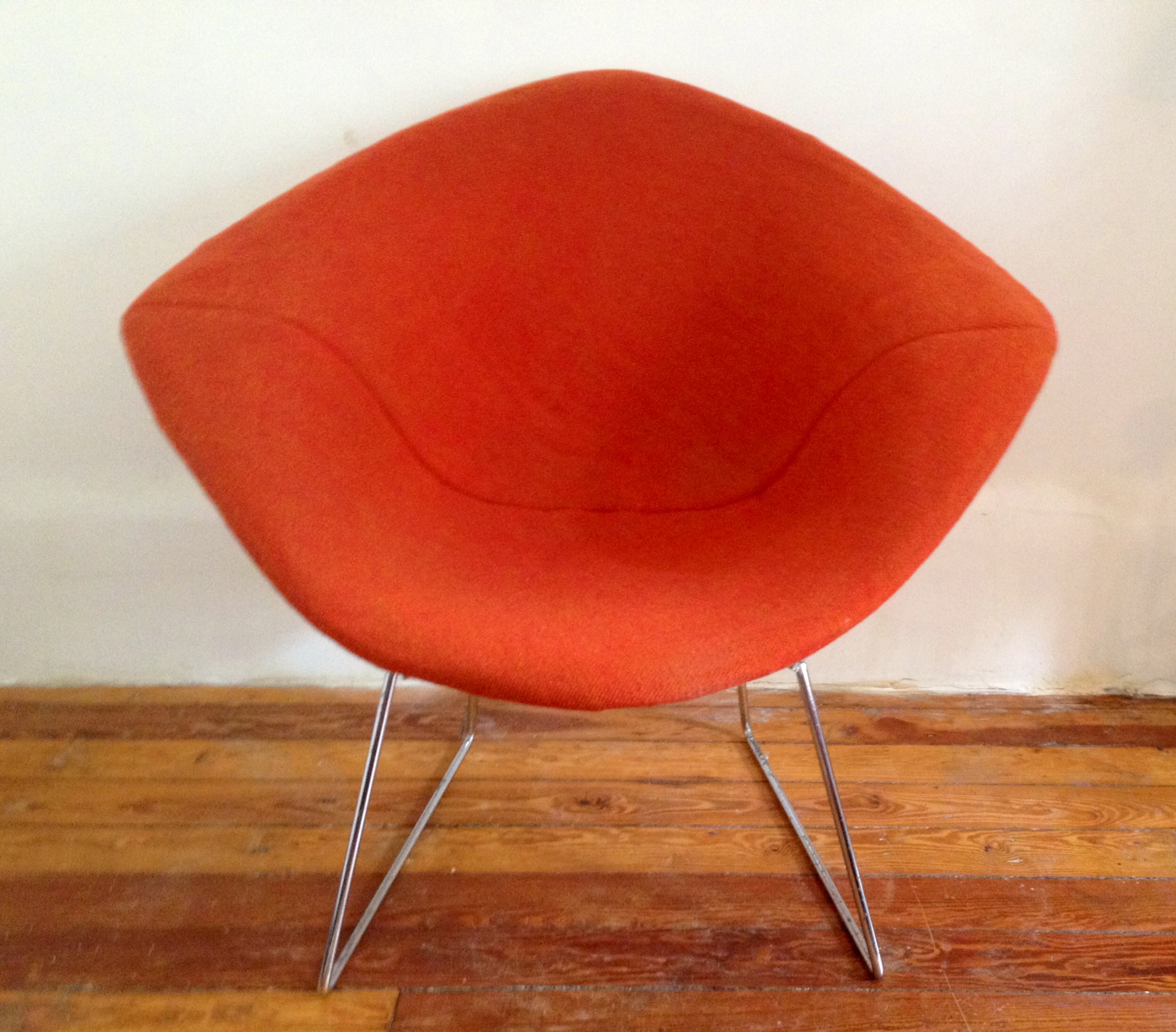 Best Mcm Chair Harry Bertoia For Knoll Quot Diamond Chair Quot 1952 Apartment